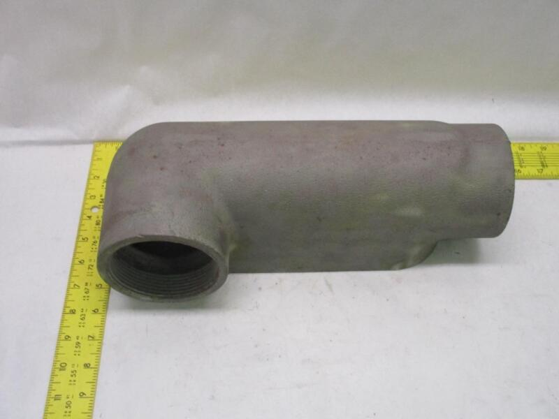 "Appleton 3"" LL Conduit Body Unilet Form 35"