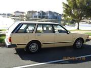 Nissan Datsun Bluebird Wagon 1982 5 speed Manual  95900 Kms Altona Meadows Hobsons Bay Area Preview