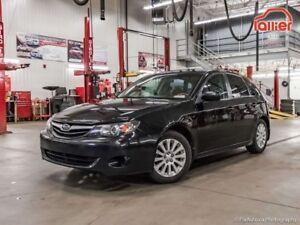 2011 Subaru Impreza 2.5I W/SPORT PKG  AWD *AUCUN ACCIDENT!* 2.5I