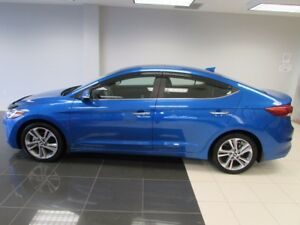 2017 Hyundai Elantra LIMITED 2.0L 4 CYL AUTOMATIC FWD 4D SEDAN