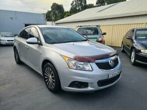 2011 Holden Cruze JG CD 6 Speed Automatic Sedan Canley Vale Fairfield Area Preview