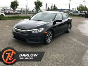 2016 Honda Civic EX / Honda Sensing / Back up camera / Sunroof