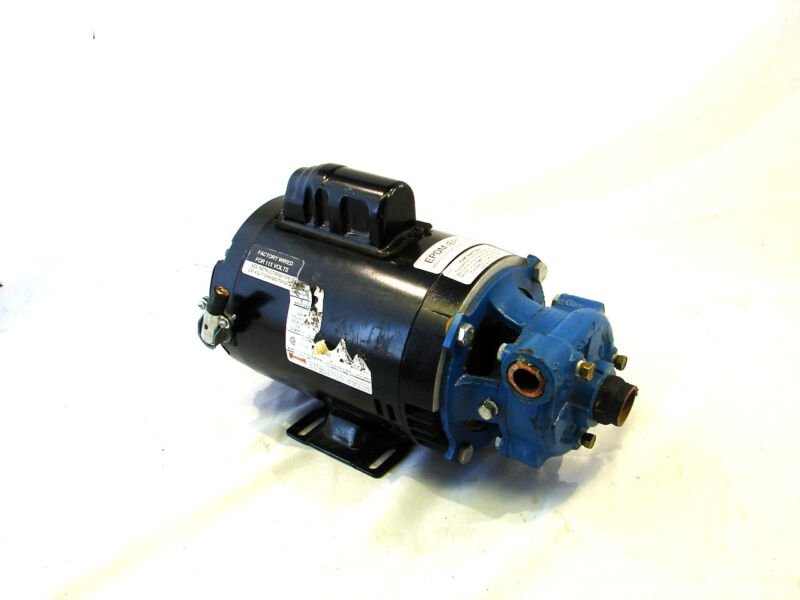 SCOT MODEL 69 PUMP WITH EMERSON 1/2 HP MOTOR  ***XLT***