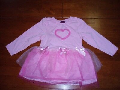 Infant/Toddler's Pink Ballerina Costume Plus Headband   Three Sizes  NWT!!](Plus Size Baby Costume)