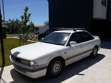 1994 Mitsubishi Magna priced to sell Canberra Region Preview