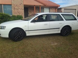 Ba falcon wagon, backpacker/p plater ect Kippa-ring Redcliffe Area Preview