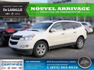 2010 Chevrolet Traverse 1LT AWD In Shape for this Winter..!