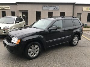 2008 Jeep Grand Cherokee Laredo,ONE OWNER,LOW MILEAGE.
