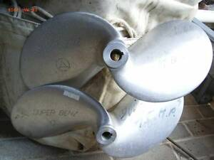 NOS SuperBenz (inboard, houseboat?) propellers Salisbury Salisbury Area Preview
