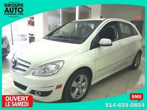 2010 Mercedes-Benz B-Class B 200 / AUTOMATIQUE / BLUETOOTH / CUI
