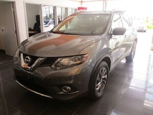 2016 Nissan Rogue SL AWD+CUIR+TOIT PANORAMIQUE+NAVIGATION