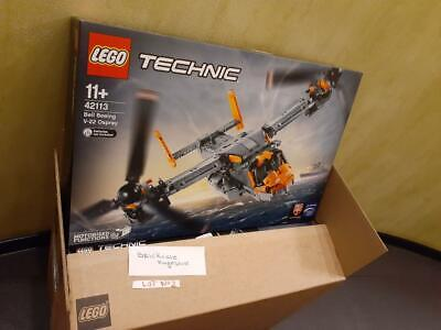 3x LEGO 42113 Technic Bell Boeing V-22 Osprey | Brown Box |ExcellentBoxCondition
