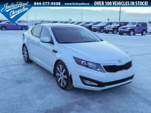 2013 Kia Optima EX | Sunroof | Satellite Radio | Nav