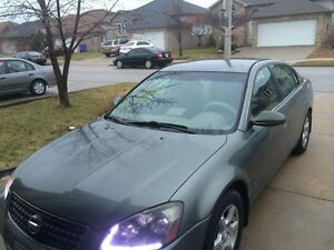 2006 Nissan Altima 2.5s. As is