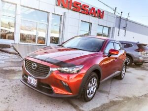 2018 Mazda CX-3 GX Navigation, Back-up Cam!!! ONLY JUST OVER 600