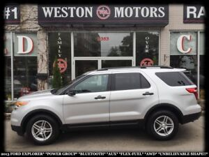 2013 Ford Explorer AWD*POWER GROUP*FLEX FUEL