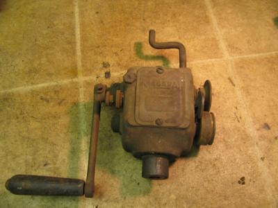 Vintage Niagara No 131 Bead Roller Edge Lock Former Tinsmith Tool