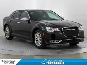 2018 Chrysler 300 Limited AWD, Navi, Heated Seat, Android Auto!
