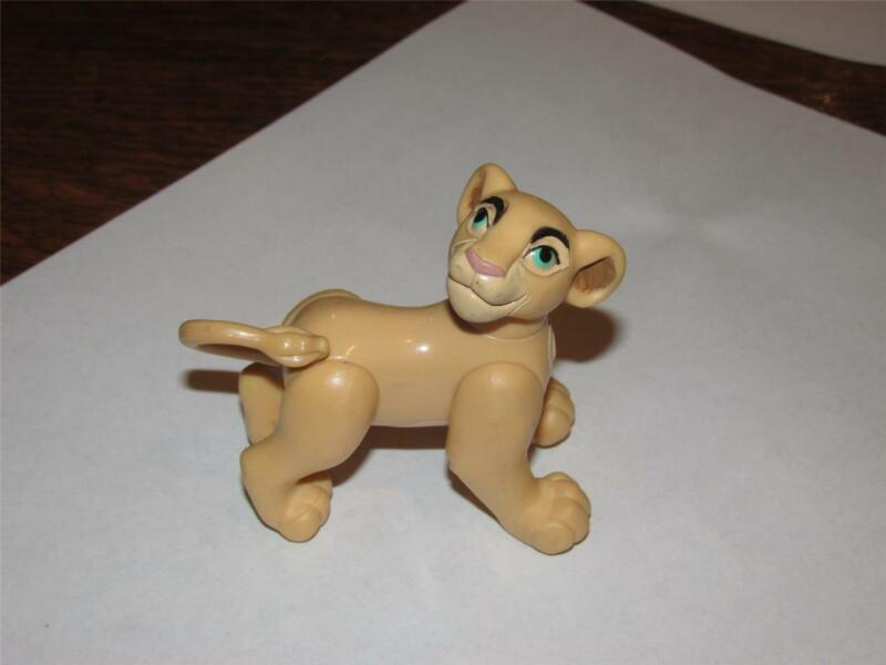1994 Burger King Lion King PVC  Figure  Nala Disney Toy C2