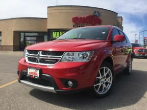 2017 Dodge Journey GT 7PASS DVD NAVI P-ROOF RMOTE START