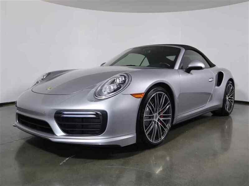 Image 8 Coche Americano usado Porsche 911 2018