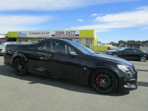 2013 Holden Special Vehicles Maloo Gen-F MY14 R8 Black 6 Speed Manual Utility Kedron Brisbane North East Preview