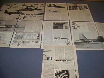 VINTAGE..LOCKHEED P2V NEPTUNE..(PART 1-4)..HISTORY/PHOTOS/DETAILS..RARE! (327G) for sale  Columbus