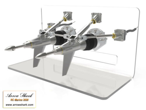 Arrow Shark-2020 Blade-X Arneson Surface Drive & Twin Drives