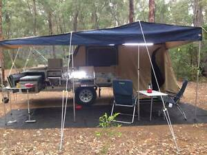 Aussie Swag Campers Shelley Canning Area Preview