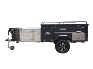 Platinum Chariot S3 Double Fold Camper Trailer $99p/w Garbutt Townsville City Preview