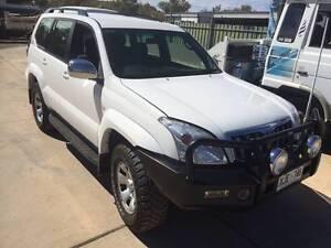 2006 Toyota LandCruiser Wagon Stuart Townsville City Preview