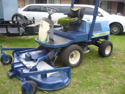"Iseki Out Front Diesel Mower 72"" 4wd Eden Hill Bassendean Area Preview"