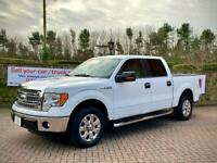 2013 Ford F150 SuperCrew Newshape 6 Seater Flex-fuel, A Fabulous Truck & NO VAT