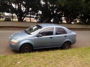 2003 Daewoo Kalos Sedan Mayfield Launceston Area Preview