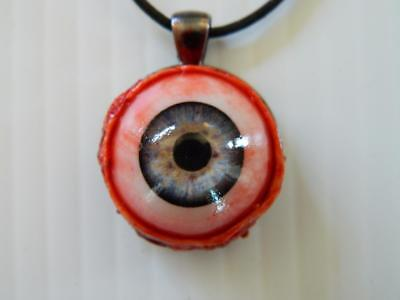 Eyeball Costumes For Halloween (Halloween Horror Prop -  EYEBALL Pendant for costume or cos play!)