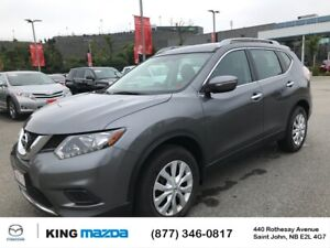 2015 Nissan Rogue S Low Kms..AWD..Heated Seats..Bluetooth..Ba...