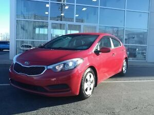 2016 Kia Forte 1.8L LX Warranty and Loaded with Tech Features!