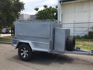BRAND NEW 7x5 EXTREAM HEAVY DUTY OFF ROAD FULLY ENCLOSE CAMPER TRAILER Rocklea Brisbane South West Preview