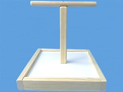 Bird Play Gym With Base And T-Perch Stand