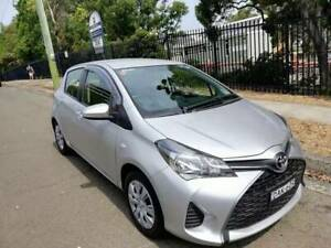 2015 Toyota Yaris auto,  24000km, drives new.  One Owner