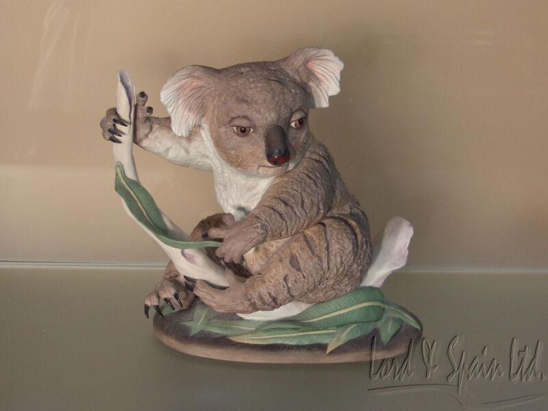 "Boehm Porcelain BABY KOALA 8 3/4"" High Figurine-#400-36"