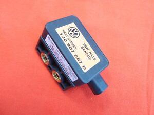 Generalüberholter Drehratensensor YAW 1J0907657B für VW Golf 4, Bora, Lupo, G202