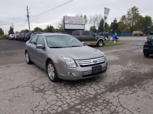 2009 Ford Fusion SEL * ONLY 64KM * CERTIFIED