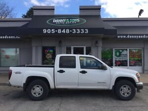 2005 GMC Canyon 4WD