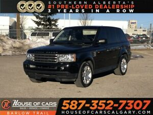 2006 Land Rover Range Rover Sport HSE / Heated leather seats / S