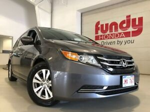 2016 Honda Odyssey EX w/power seat, rearview cam ONE LOCAL OWNER