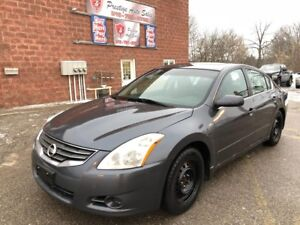 2012 Nissan Altima 2.5L/NO ACCIDENT/CERTIFIED/WARRANTY INCLUDED