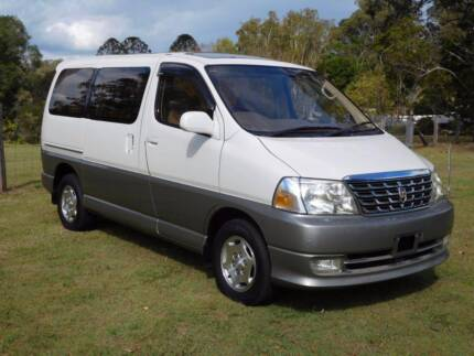 2000 Toyota Granvia / Grand Hiace - 8 Seater Luxury People Mover Pullenvale Brisbane North West Preview