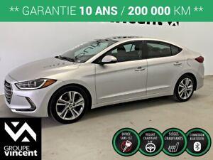 2018 Hyundai Elantra GLS **GARANTIE 10 ANS**