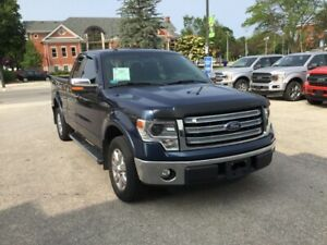 2013 Ford F-150 Lariat   4X2   Accident Free   Bluetooth